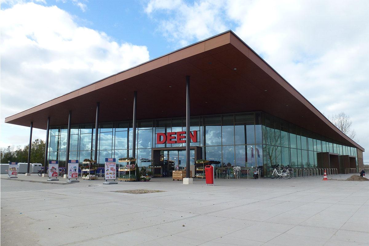 Supermarkt DEEN te Lelystad