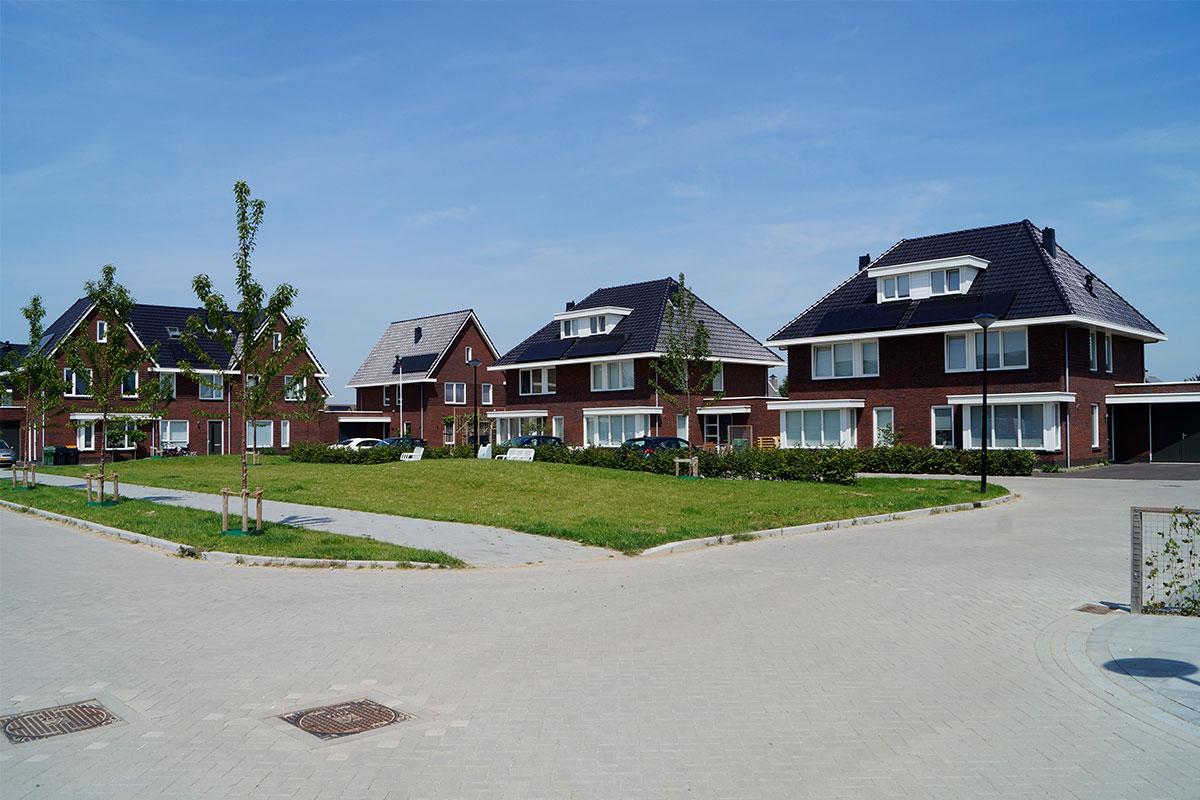 "Woningbouwplan ""Nieuw Waard"" te Heerhugowaard"